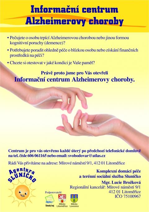 Informační centrum Alzheimerovy choroby