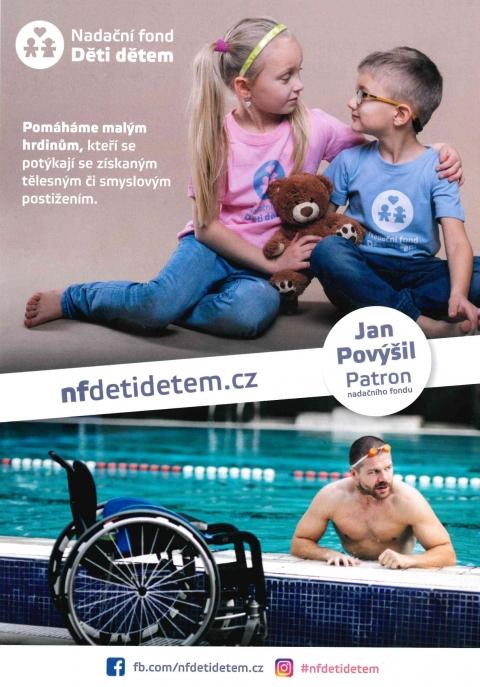 Nadační fond Děti dětem