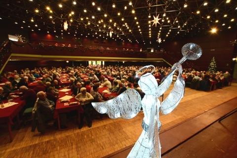 Litoměřičtí senioři si užili předvánoční setkání