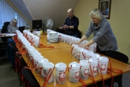 Farní charita rozpečetila tříkrálové pokladničky